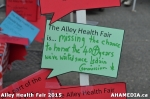 92 AHA MEDIA at Alley Health Fair on Apr 21, 2015 in Vancouver