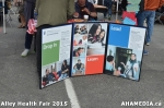 93 AHA MEDIA at Alley Health Fair on Apr 21, 2015 in Vancouver