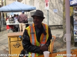 94 AHA MEDIA at Alley Health Fair on Apr 21, 2015 inVancouver