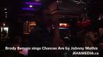 1 Brody Benson sings Chances Are by Johnny Mathis at Karaoke (10)