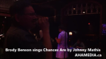 1 Brody Benson sings Chances Are by Johnny Mathis at Karaoke (13)