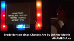 1 Brody Benson sings Chances Are by Johnny Mathis at Karaoke (14)