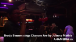 1 Brody Benson sings Chances Are by Johnny Mathis at Karaoke (17)