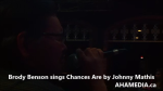 1 Brody Benson sings Chances Are by Johnny Mathis at Karaoke (18)
