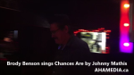 1 Brody Benson sings Chances Are by Johnny Mathis at Karaoke (20)