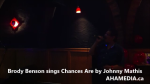 1 Brody Benson sings Chances Are by Johnny Mathis at Karaoke (5)