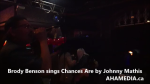 1 Brody Benson sings Chances Are by Johnny Mathis at Karaoke (8)