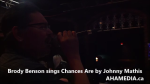 1 Brody Benson sings Chances Are by Johnny Mathis at Karaoke (9)