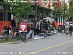 28 AHA MEDIA at 257th DTES Street Market in Vancouver on May 10, 2015