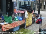 3 AHA MEDIA at 259th DTES Street Market in Vancouver on May 24, 2015