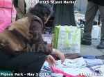 30 AHA MEDIA at 256th DTES Street Market in Vancouver on May 3, 2015