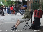 37 AHA MEDIA at 258th DTES Street Market in Vancouver on May 17, 2015