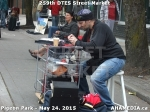 38 AHA MEDIA at 259th DTES Street Market in Vancouver on May 24, 2015