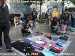 41 AHA MEDIA at 257th DTES Street Market in Vancouver on May 10, 2015