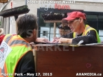 47 AHA MEDIA at 258th DTES Street Market in Vancouver on May 17, 2015