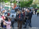 52 AHA MEDIA at 256th DTES Street Market in Vancouver on May 3, 2015