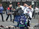 57 AHA MEDIA at 257th DTES Street Market in Vancouver on May 10, 2015