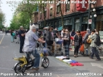 66 AHA MEDIA at 257th DTES Street Market in Vancouver on May 10, 2015