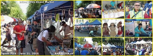 0 263rd DTES Street Market in Vancouver on June 21, 2015