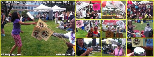 0 DTES Street Market at Fair in the Square 2015
