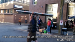 1 DTES Street Market sets up tents for UGM Summer Connect 2015 in Vancouver (10)