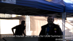 1 DTES Street Market sets up tents for UGM Summer Connect 2015 in Vancouver (12)