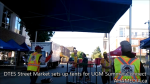 1 DTES Street Market sets up tents for UGM Summer Connect 2015 in Vancouver (16)