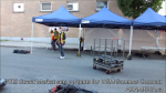 1 DTES Street Market sets up tents for UGM Summer Connect 2015 in Vancouver (24)