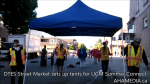 1 DTES Street Market sets up tents for UGM Summer Connect 2015 in Vancouver (9)