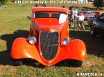 14 Rainbow Ice Cream at Old Car Sunday in the Park show2015