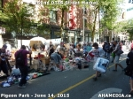 16 AHA MEDIA at 262nd DTES Street Market in Vancouver on June 8, 2015