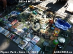 2 AHA MEDIA at 262nd DTES Street Market in Vancouver on June 8, 2015