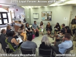 23 AHA MEDIA at DTES Legal Forum on Access and Barriers on June 242015
