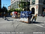 24 AHA MEDIA at 262nd DTES Street Market in Vancouver on June 8, 2015