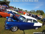 24 Rainbow Ice Cream at Old Car Sunday in the Park show 2015