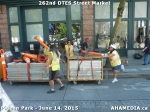 26 AHA MEDIA at 262nd DTES Street Market in Vancouver on June 8, 2015