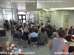 27 AHA MEDIA at DTES Legal Forum on Access and Barriers on June 242015