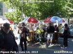 32 AHA MEDIA at 262nd DTES Street Market in Vancouver on June 8, 2015