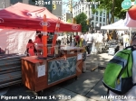 33 AHA MEDIA at 262nd DTES Street Market in Vancouver on June 8, 2015