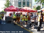 34 AHA MEDIA at 262nd DTES Street Market in Vancouver on June 8, 2015