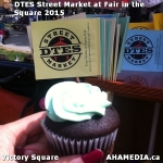 4 AHA MEDIA sees DTES Street Market at Fair in the Square 2015 in Vancouver