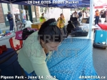 40 AHA MEDIA at 262nd DTES Street Market in Vancouver on June 8, 2015