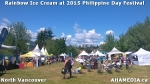 43 AHA MEDIA sees Rainbow Ice Cream at MV-PACES 2015 Philippines DayFestival