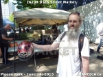 47 AHA MEDIA at 262nd DTES Street Market in Vancouver on June 8, 2015