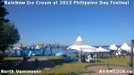 5 AHA MEDIA sees Rainbow Ice Cream at MV-PACES 2015 Philippines Day Festival