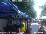 67 AHA MEDIA at 262nd DTES Street Market in Vancouver on June 8, 2015