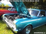 72 Rainbow Ice Cream at Old Car Sunday in the Park show 2015