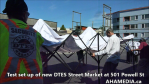 1 AHA MEDIA sees Test set up of new DTES Street Market at 501 Powell St for Aug 1, 2015 in Vancouver (5)