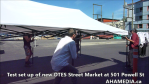 1 AHA MEDIA sees Test set up of new DTES Street Market at 501 Powell St for Aug 1, 2015 in Vancouver (6)