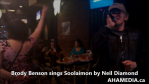 1 Brody Benson sings Soolaimon by Neil Diamond (1)